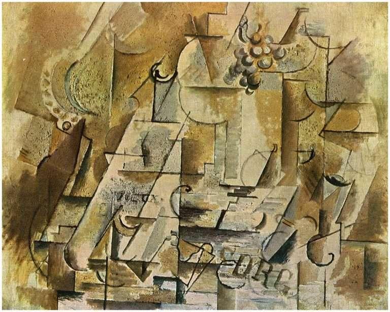 Cubism (1907–1914)